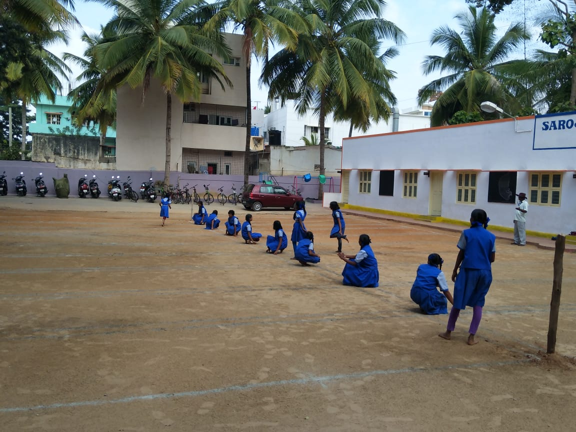 saroja memorial school gallery